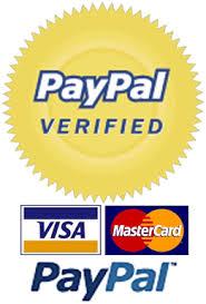 PayPal Verified Retailer logo